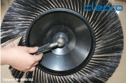 Clepro CW-800/02 xe quet rac
