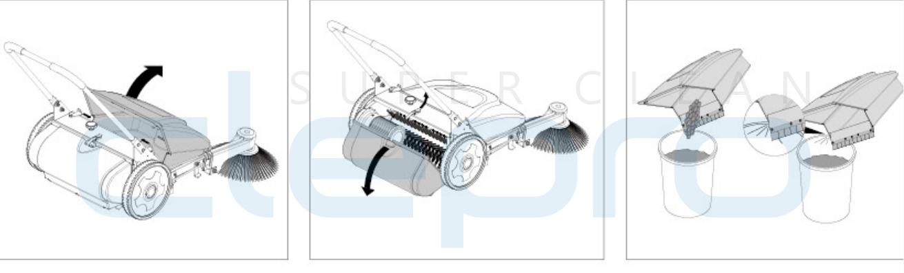 clepro CW 760 1 xe quet rac gia re
