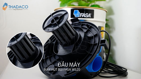 dau may hut bui Fasa ws 20